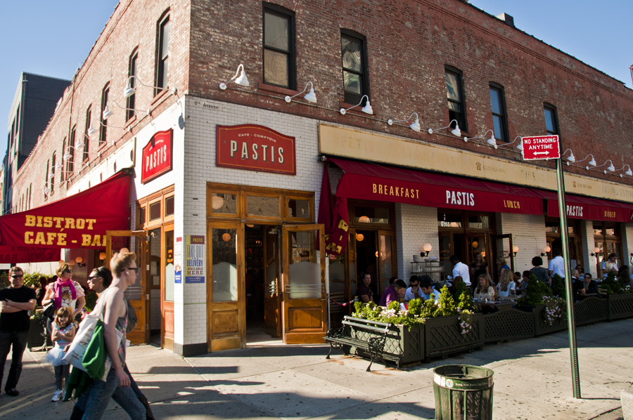 Pastis New York NY Life Food Wine