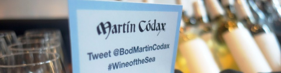 A Wine of the Sea Pairing at Row 34 with Martin Codax Albarino 2012
